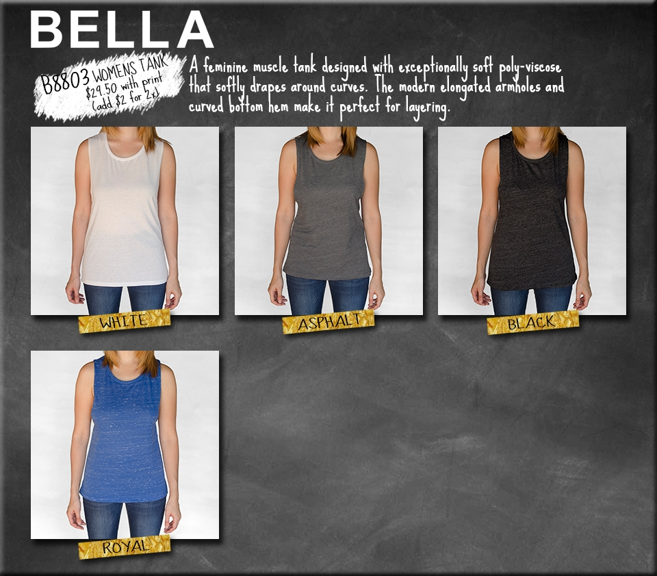 Bella Womens Tank